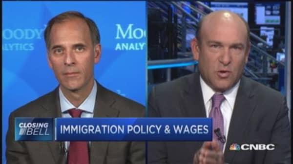 Zandi: Immigration critically vital to long-term growth