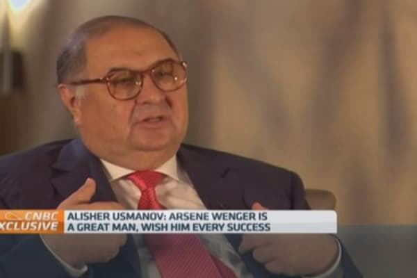 Arsenal a dream that becomes a pain: Top shareholder