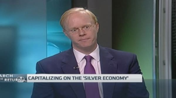 Harley Davidson to Roche: Investing in the silver economy
