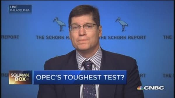 Schork skeptical of a cut from OPEC