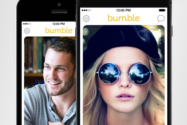 what does bumble look like for guys