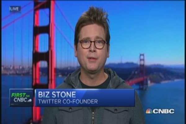 Biz Stone: Twitter's biggest challenge...