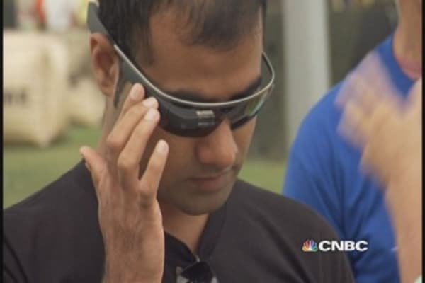 Technology for blind might not stay in U.S.