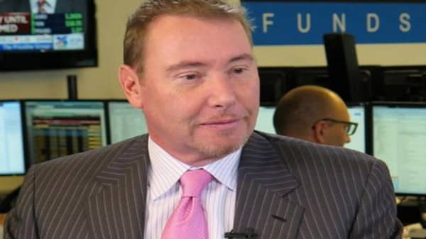 Gundlach on stocks: I like Tesla & Apple