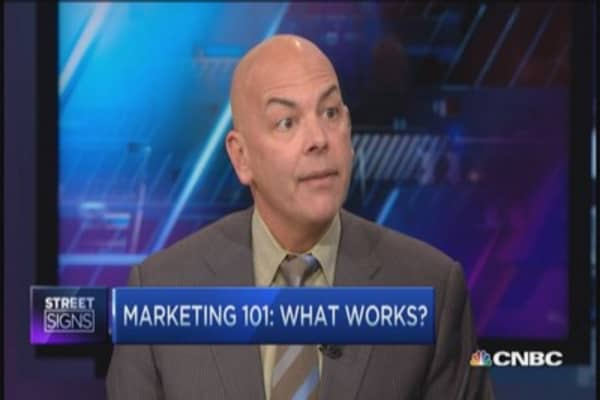 Marketing 101: What works?