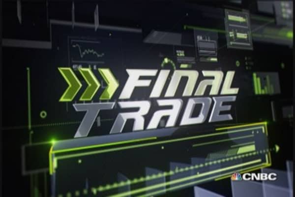 Fast Money Final Trade: EWQ, XRT, FL & GPS
