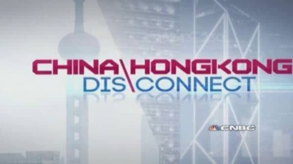 China-Hong Kong ties: Growing disconnect?