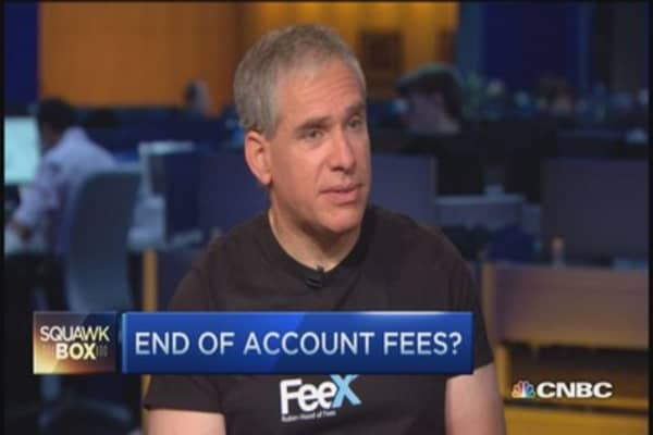 Disrupting finanancial fees the Waze way: CEO