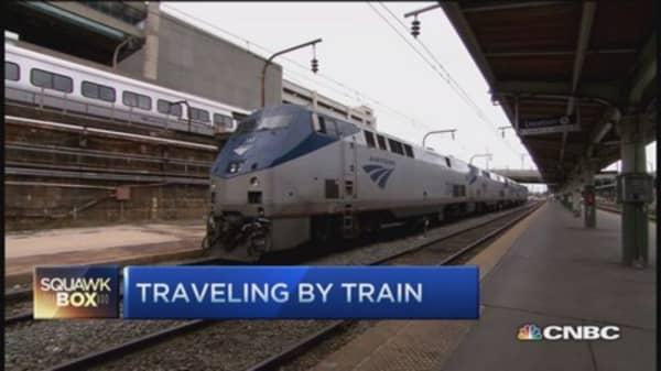 Amtrak CEO:  Ridership demand increasing
