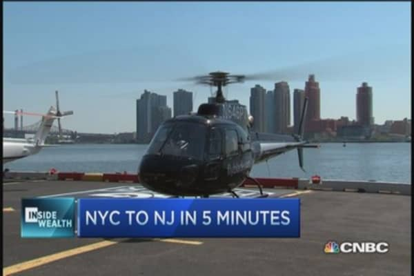 Blade: NYC to NJ in 5 minutes