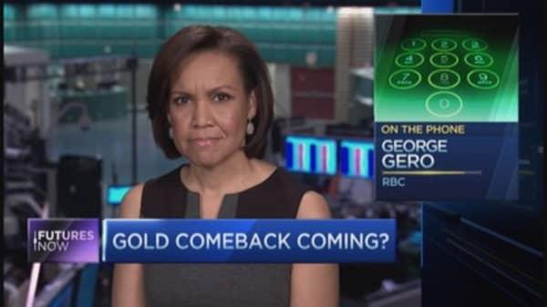 Gold will rebound in 2015: Gero
