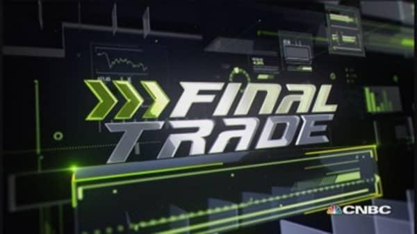 Fast Money Final Trade: OIH, GDX, M & KBH