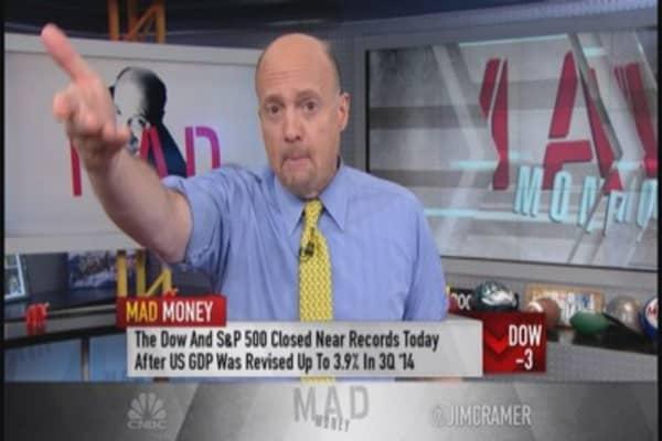 Cramer: No Fed, no problem