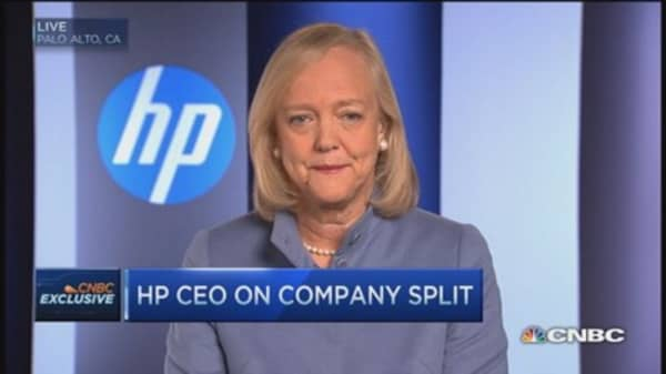 HP's new business style