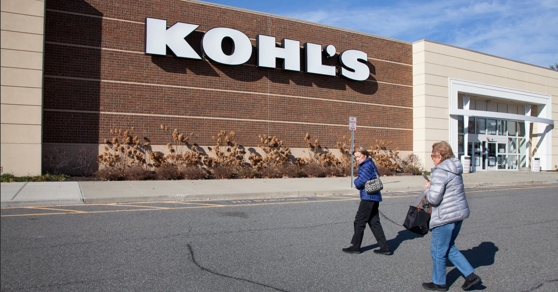 Kohls Shares Could Pop 50 Percent As Amazon Partnership Ramps Up