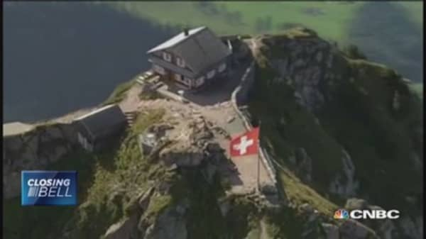 Swiss gold referendum could spark rush
