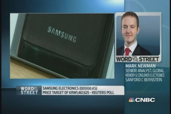 What's next for Samsung Electronics?