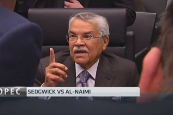Al-Naimi Vs. Sedgwick