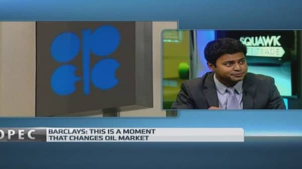 OPEC meeting a 'watershed moment' for oil: Pro