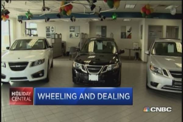 Biggest auto sellers: SUVs, crossovers & pickups