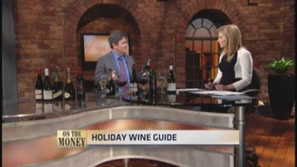 Uncorking Holiday Wines