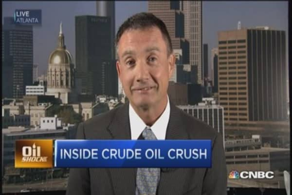 Near-term pain & gain from low oil