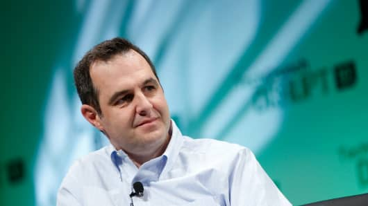 Renaud Laplanche, co-founder and CEO of Lending Club.