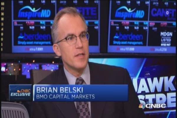 BMO's Belski: Growth engine next 15 years...