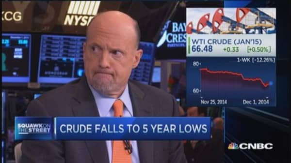 Cramer: Breaking down Continental's big losses
