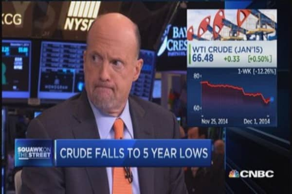 Cramer: Breaking down Continental's big losses