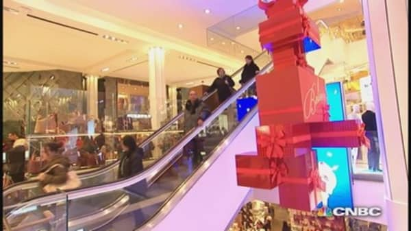 Holiday sales 2014: By the numbers