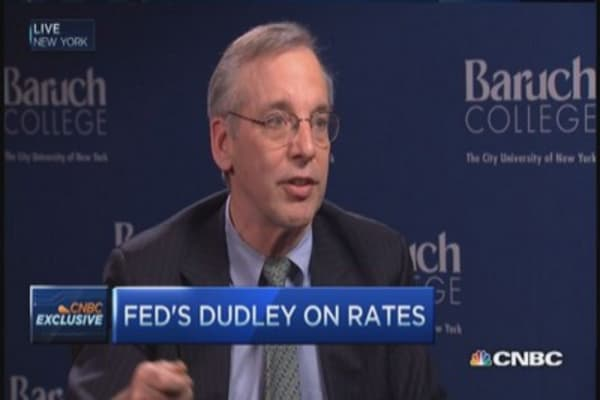 Dudley: US banking system safer
