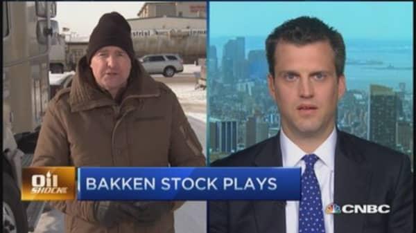 Bakken stock plays: CLR & LPI