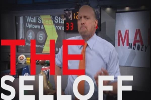 Cramer: What falling oil means to you