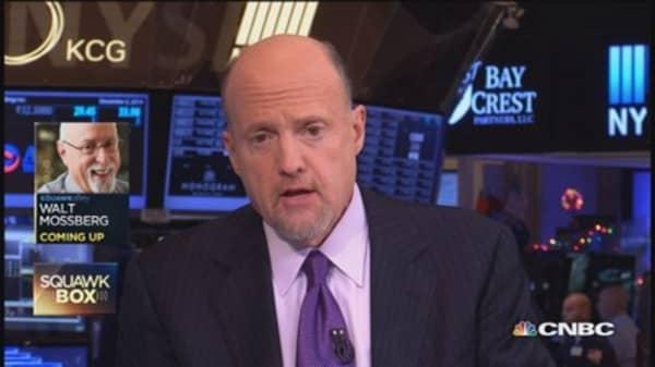 Cramer's stocks to watch:  Biogen
