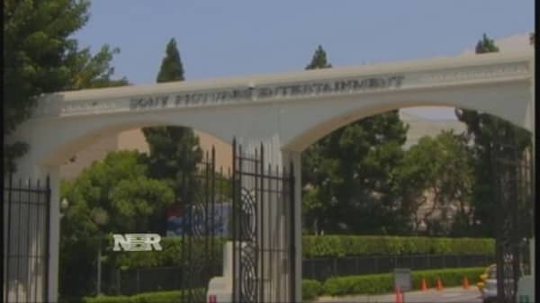 Hackers attack Sony Pictures