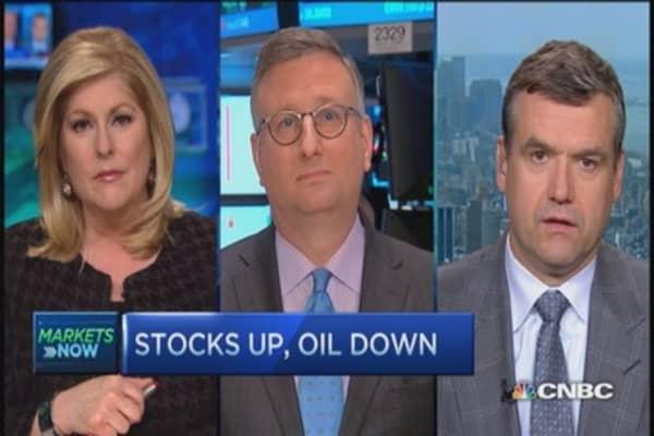 Oil's tailwind to US economy