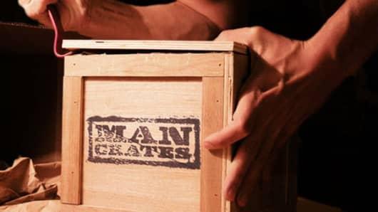 A Man Crate