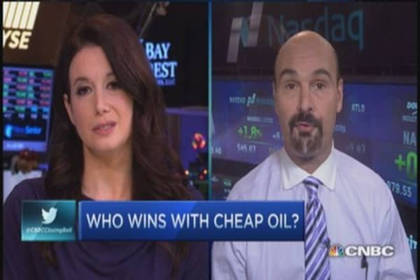 Oil in low $50s soon? Kilduff says yes