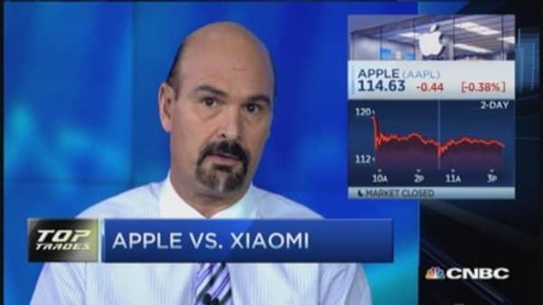 Apple vs. Xiaomi: How big a threat?