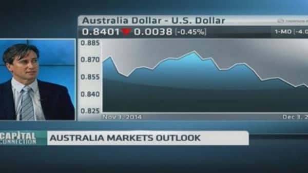 Watch out for Australia's Q4 GDP: Tribeca