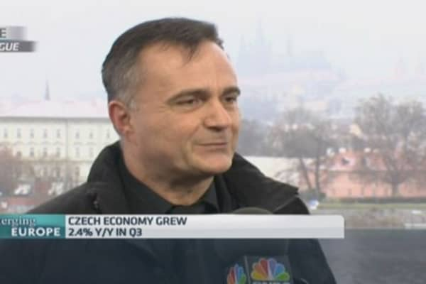 Logic Point CEO on Czech Republic's tech scene