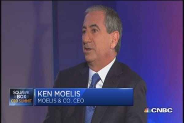 Moelis CEO: Return of the deal