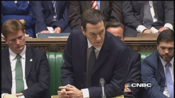 UK's Osborne cracks down on tax avoidance