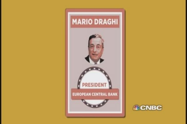 What you need to know about Mario Draghi