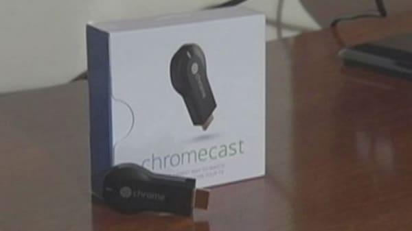Chromecast beats Apple TV