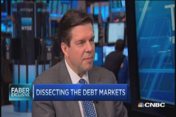 Huge opportunity for distressed hedge funds: JPM's Casey