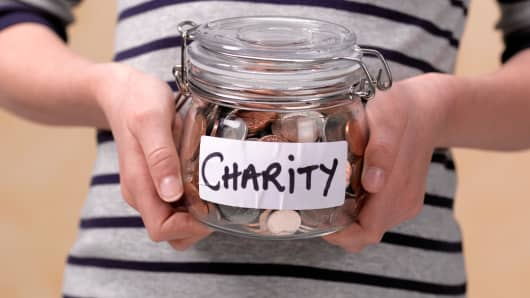 Charitable giving philanthropy