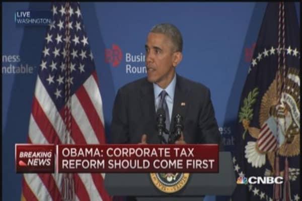 Pres. Obama: Government shutdown unacceptable