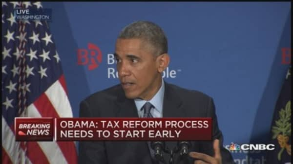 Pres. Obama: Pressing China very hard on cybersecurity